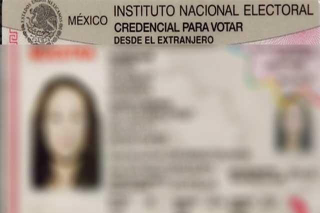 Para votar desde el extranjero hay registrados 1,481 poblanos: INE