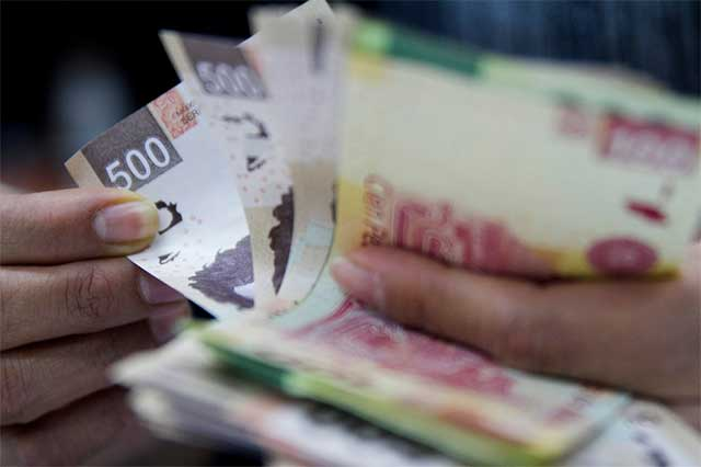 Crédito de nómina sube 16.4 por ciento en dos años: BdeM