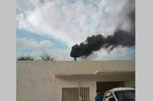 Vecinos exigen clausura de horno crematorio en Tehuacán