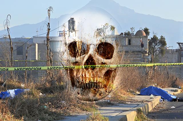 Ejecuciones del crimen organizado ya marcan a marzo en Puebla