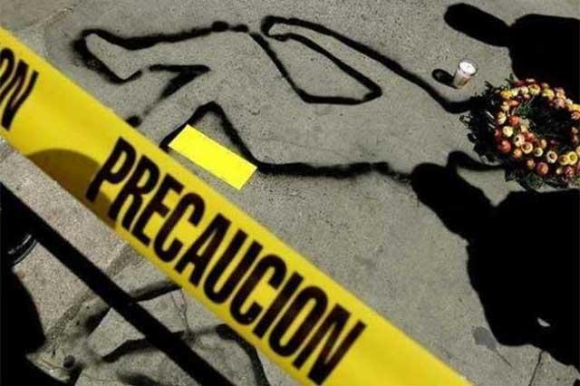 Con escopeta, ejecutan a una mujer en paraje de Zoquitlán