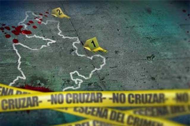 Con 10 puñaladas hallan cadáver de hombre en Zihuateutla