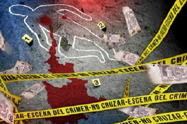 Asesinan a motociclista en la colonia San Manuel