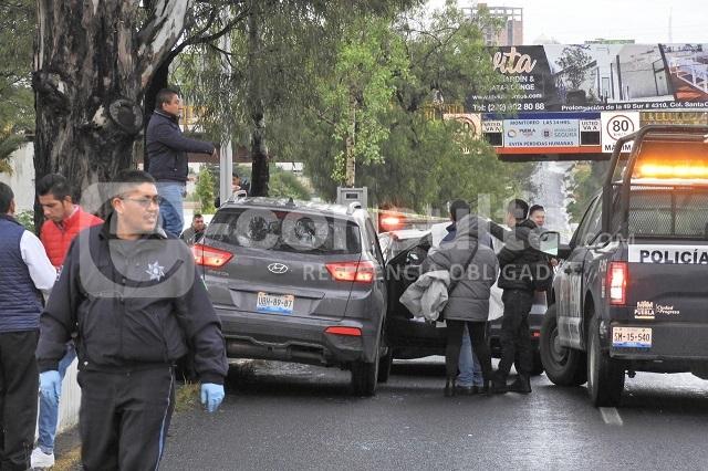 Concluye FGE que crimen de mujer en la Recta fue por asalto