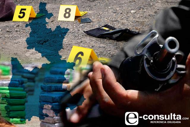 Más ejecuciones en Puebla que en CDMX, Sonora y Coahuila