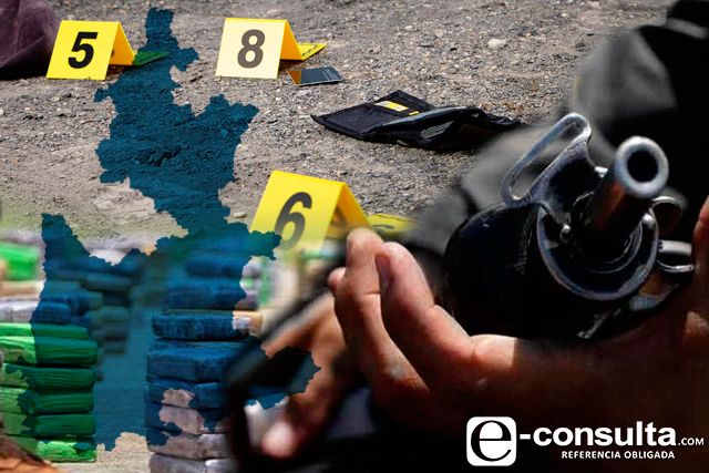 Se duplican en abril ejecuciones del crimen organizado en Puebla