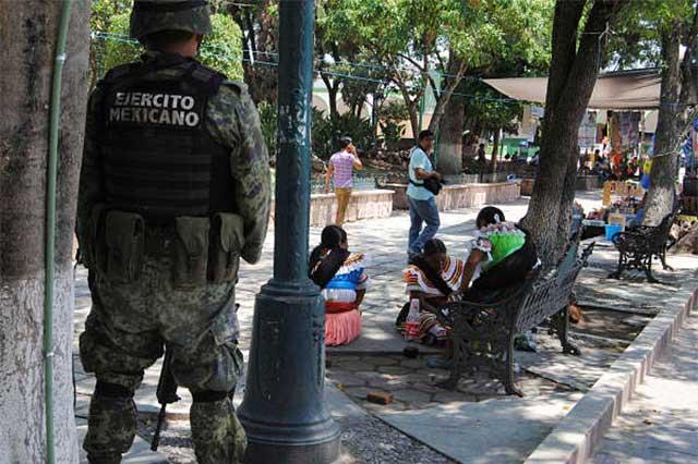 Crímenes en Polixtepec y Chilapa, ligados al narco: Astudillo
