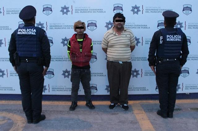 Los detienen en Puebla por homicidio y por ocultar cadáver