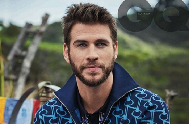 Paseo familiar de Liam Hemsworth tras ruptura con Miley