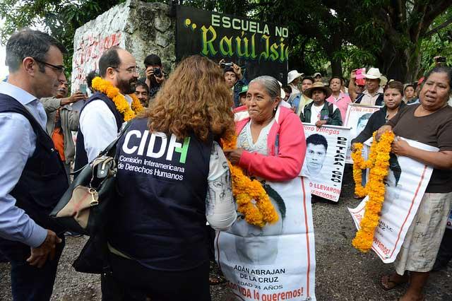 Rechaza el gobierno que México viva una crisis de derechos humanos