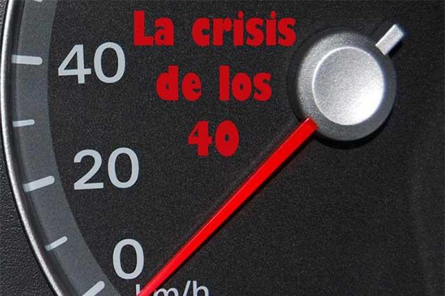 La crisis de los 40 entre los mexicanos