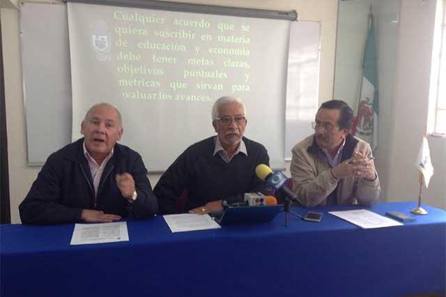 Vive México crisis porque gobierno ignora a la sociedad, dice UNPF