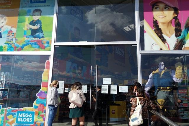 Decreto causará pérdidas del 60% en jugueteros de Puebla