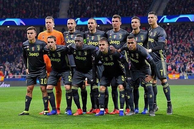 Atlético pasó sobre Juventus pero Cristiano fue la nota