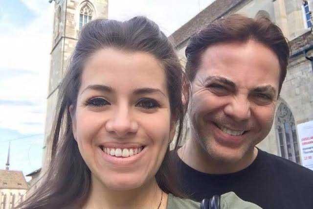 Afirman que Cristian Castro se separó de su esposa en plena luna de miel