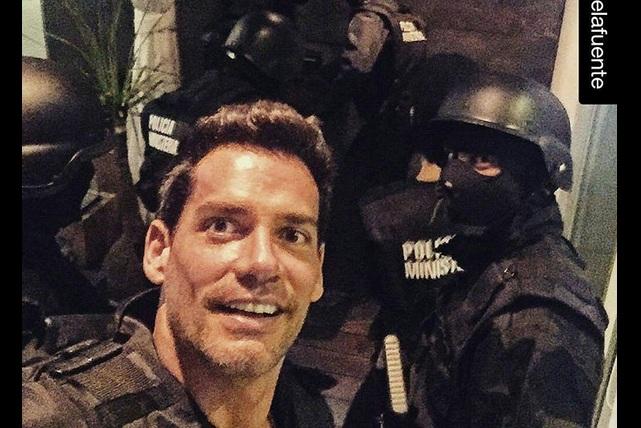 Cristián de la Fuente explota contra Rodrigo Vidal