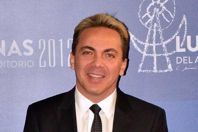Cristian Castro cambia a Luis Miguel por Alejandro Fernández