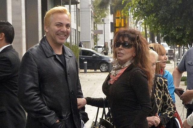 Cristian Castro admite que hubo jaloneos con Verónica Castro