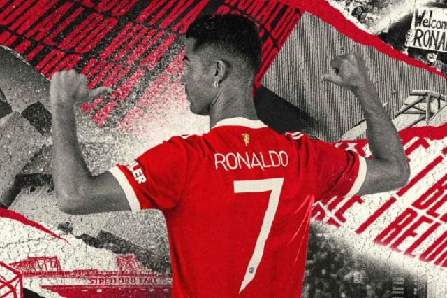 7, solo uno: Cristiano vestirá su icónico dorsal con el United