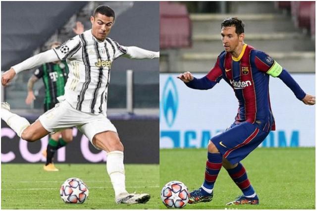 Messi y Cristiano, a revivir en Champions la vieja rivalidad nacida en España