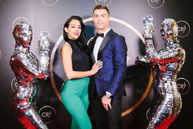 Georgina Rodríguez dedica poema a Cristiano Ronaldo
