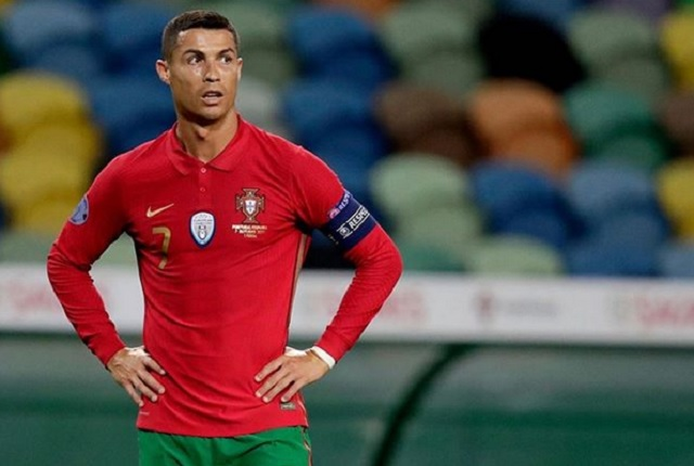 Foto Instagram Cristiano Ronaldo