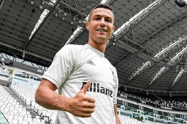Filtran salarios del futbol italiano: ¿Sabes cuánto gana CR7?