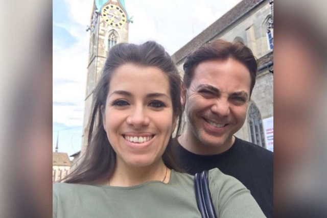 Oficina de Cristian Castro responde a acusaciones de maltrato de su aún esposa