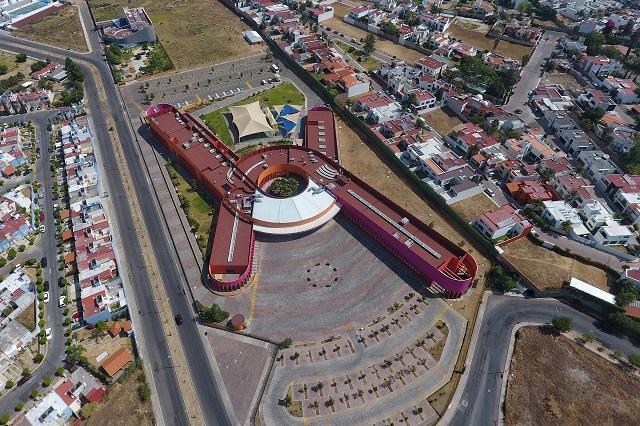 Convierten CRIT Puebla en centro de atención Covid-19