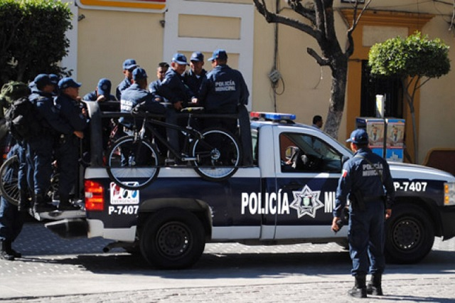 Critica Barbosa falta de trabajo de GN y policías municipales