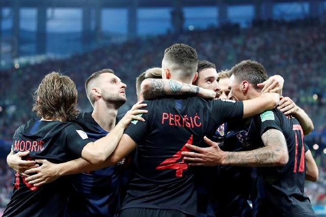 Domingo de penales: Croacia vence a Dinamarca y va contra Rusia