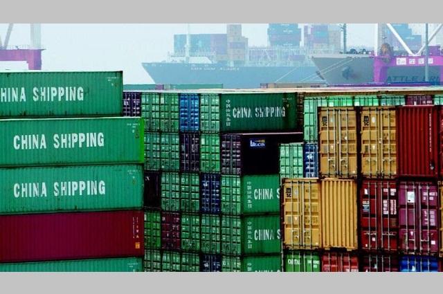 Comercio mundial cae y sólo China aumenta exportaciones