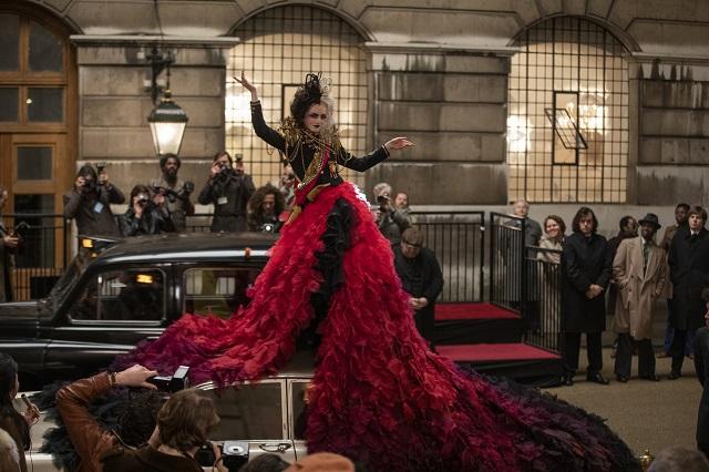 Disney estrena Black Widow y Cruella por streaming y en cines