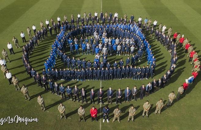 Cruz Azul lanza postal y se muestra motivado para la final de Copa