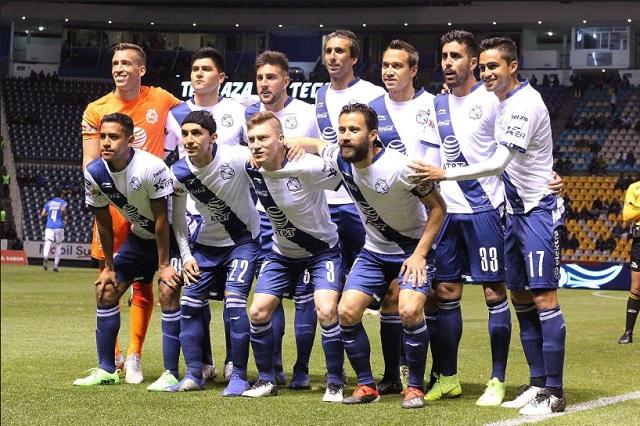Empate ante Cruz Azul, dejó tranquilo al Club Puebla