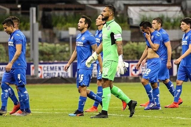 Cruz Azul fracasa en la Copa MX