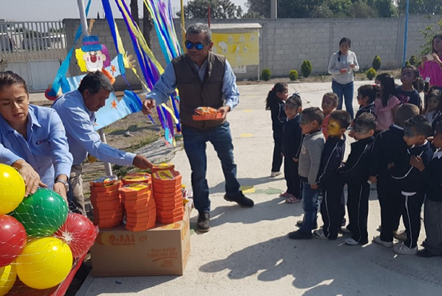 Cruz Azul se suma a la celebración del Día del Niño