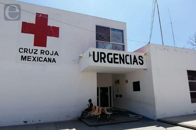 Por números rojos, Cruz Roja Tehuacán podría cerrar