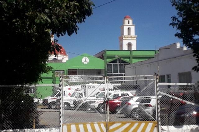 Cruz Roja de Atlixco venderá sus ambulancias para equipar una para covid