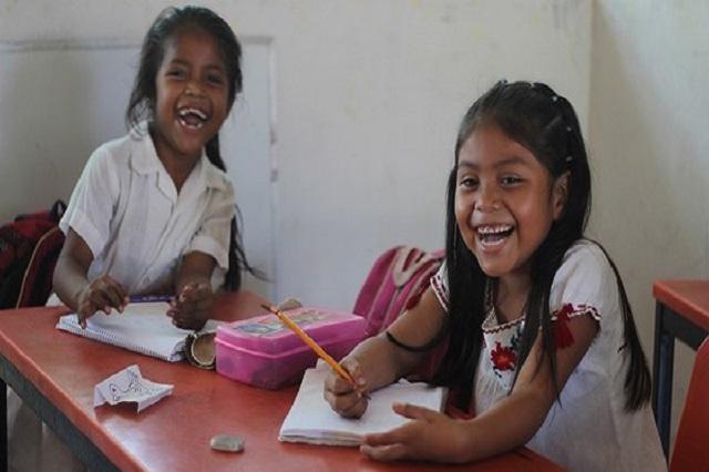Gana reconocimiento escuela indígena de Puebla