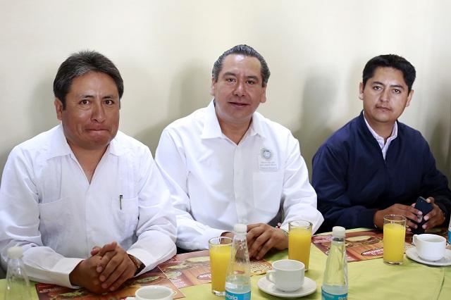 CTM y Antorcha Campesina buscan