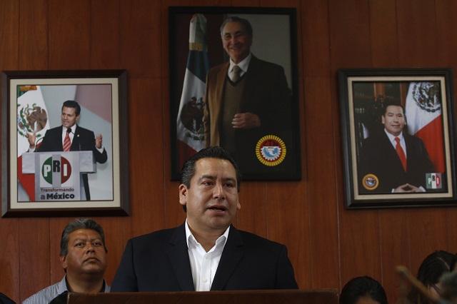 Soto advierte impugnación al candado anti chapulín en el PRI