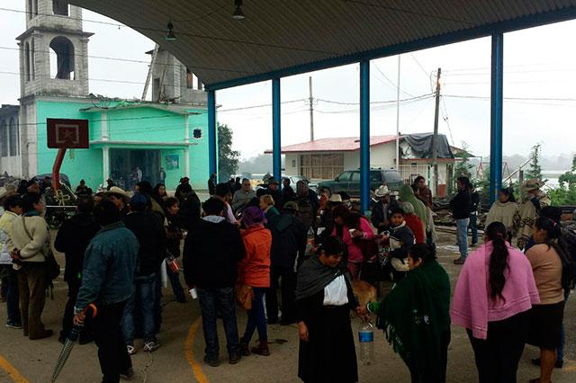 Municipios serranos se proclaman contra megaproyectos