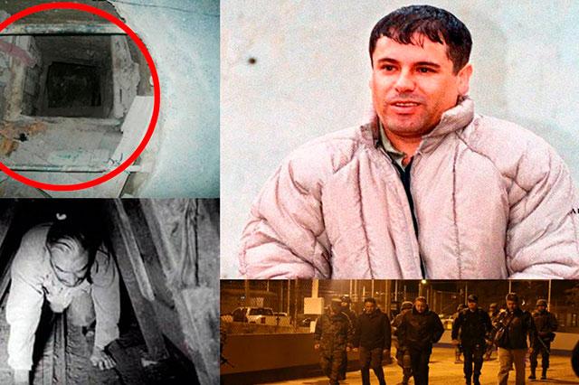La PGR aún no sabe cuánto pagó El Chapo para fugarse del Altiplano