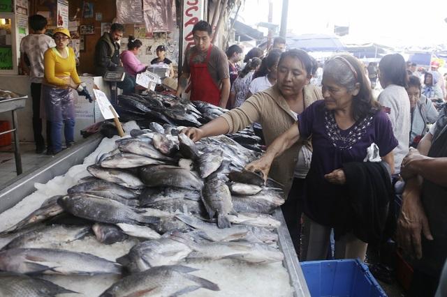 Piden pescaderos central especializada a Rivera Vivanco
