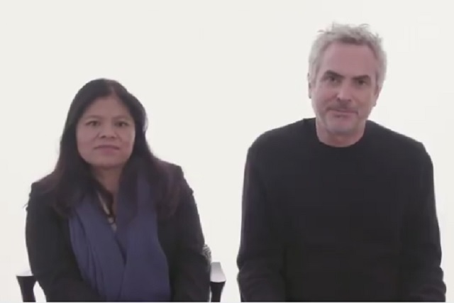 Alfonso Cuarón celebra programa de seguridad social para empleadas domésticas