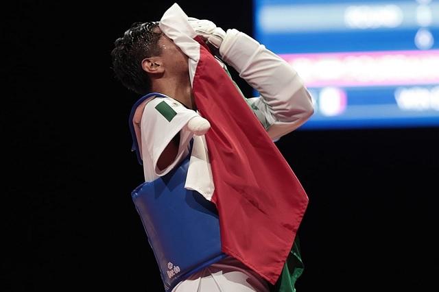 ¡Imparables! Atletas mexicanos llegan a 21 medallas en Tokio