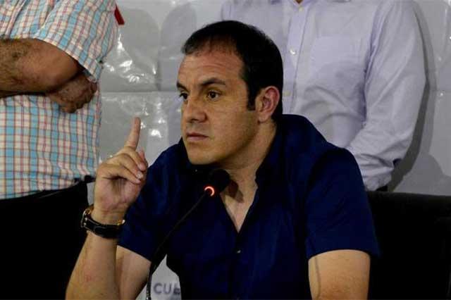 El Cuau se afiliará al PES para competir por la gubernatura de Morelos