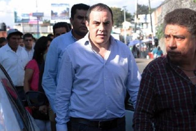 Destapan al 'Cuau' como candidato a la gubernatura de Morelos