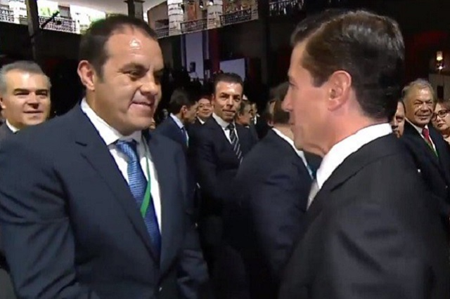 Cuauhtémoc Blanco afirma que ganó por la coalición, no por AMLO